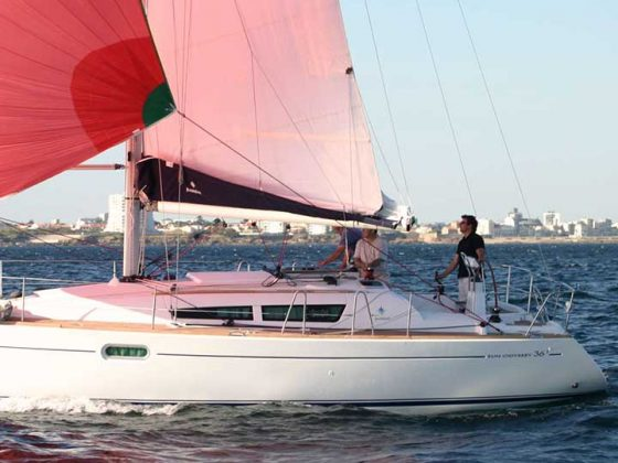 Rumbo Norte Jeanneau Sun Odyssey 36i